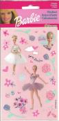 Barbie Dance Ballet Scrapbook Stickers