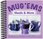 CQ Products Mug'Ems Cookbooks