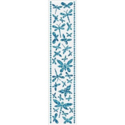 Class A Peels Stickers-Butterfly, Dragonfly Sparklers