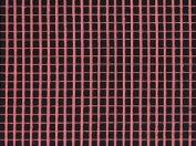 Magic Mesh - Pink Fine Weave