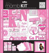 Me & My BiG ideas Pretty In Pink Page Kit 30cm x 30cm