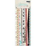 Memories Die-Cut Cardstock Borders 20/Pkg-