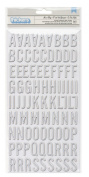 Pebbles Special Delivery It's A Boy Printed Chipboard Thickers, Ocean