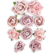 Paper Blooms: Dusty Pink