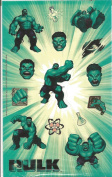 Marvel Incredible Hulk Scrapbook Stickers