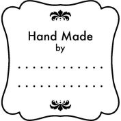 Magenta Cling Stamps - Hand Made By