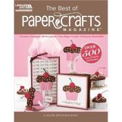 Leisure Arts Best Of Paper Crafts Magazine