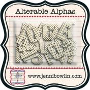 Micro Dot Alterable Alphas