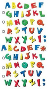 Stickopotamus Basic Collection Stickers letters