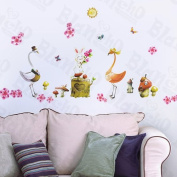 [Animal Concert] Decorative Wall Stickers Appliques Decals Wall Decor Home Decor