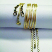 EK Success - Jolee's Jewels - Crystallised. Elements Collection - Jewellery Cord - Satin - Ivory