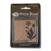 Maya Road Kraft Journaling Tags, Scrolls