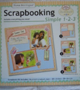 Karla Dornacher Scrapbooking Simple 1-2-3 Summer