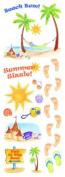 Summer Sizzle Scrapbook Stickers