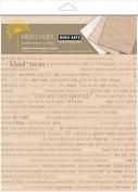 Hero Arts Hues Designer Paper, Earth