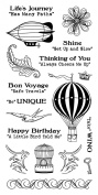 Inkadinkado Inspirational Lift Clear Stamp