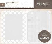 Studio Calico Magical Plastic Journaling Card Christmas Scrapbook Embellishments