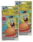 Sponge Bob Sticker Jumbo Lenticular 48953 (2 Pack) # 6387584-2pk