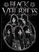 Black Veil Brides Circle Sticker