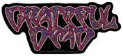 The Grateful Dead Song Book Logo Sticker