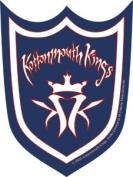 KOTTONMOUTH KINGS SHIELD STICKER