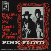 Pink Floyd Point Me To Sky Sticker