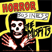 The Misfits Horror Business Sticker