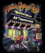 Allman Brothers Beacon Theatre 35Th Anniversarysticker
