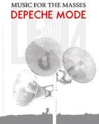 Depeche Mode Music Sticker