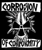 Corrosion of Conformity Skull Sticker