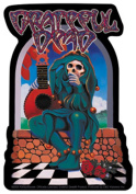 Licences Products Grateful Dead Jester Sticker