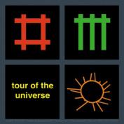 Depeche Mode Icons Sticker