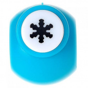 Mini Card Making Scrapbooking Craft Punch Paper Shaper - Snowflake