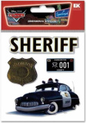 Disney Cars Dimensional Stickers-Sheriff