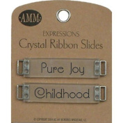 All My Memories Expressions - Pure Joy/Childhood Crystal Ribbon Slides