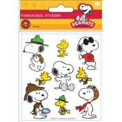 Peanuts Snoopy Metallic Dimensional Stickers
