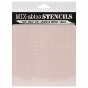 My Favourite Things MIX-ables Stencils 15cm x 15cm -Square Tiles