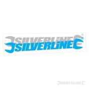 Silverline Window 1000mm Black - Inside