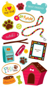 EK Success Brands Decorative Sticko Stickers, Pals