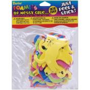 Darice 1028-56 Foam Stickers 160/Pkg