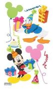Disney 3d Stkr Mickey/Donald