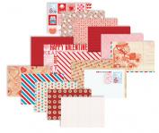 Martha Stewart Crafts Lovenotes Adhesive Border Pad