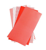 Red Shape N Tape by Lifestyle Crafts