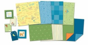 American Traditional Designs Paper Collection - Playtime Boy
