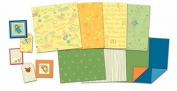 American Traditional Designs Paper Collection - Playtime Girl