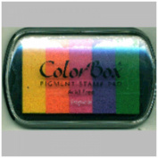 ColorBox Pigment Ink Pad 5 Colours-Tropical