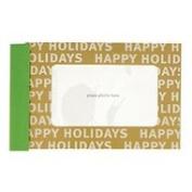 Fotos2go Happy Holidays Holiday Album & Mailer