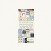7gypsies 17078 97% Complete Stickers Girls