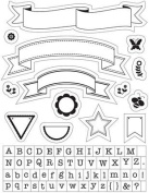 Dilly Dally Clear Stamps