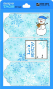 Hero Arts Rubber Stamps Just Stamp Tags, Blue